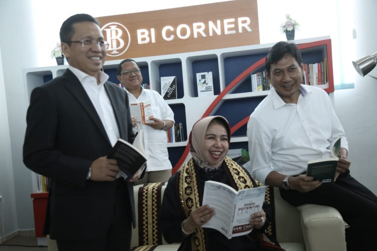 Tunjang Literasi Perbankan, Bank Indonesia Launching BI Corner