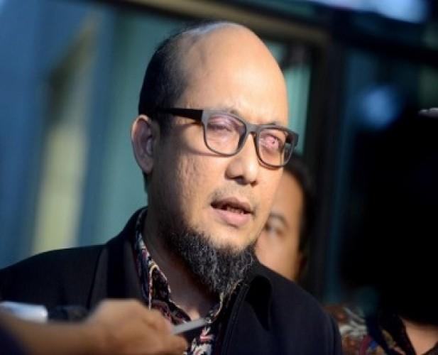 Tuntutan Ringan Penyerang Novel karena Penyidikan Tidak Maksimal