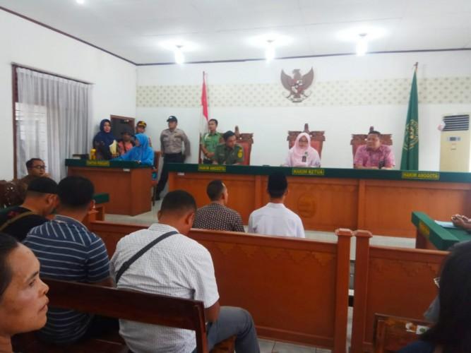 Tusuk Teman Hingga Tewas, Remaja Asal Tarahan Divonis 8 Tahun Penjara