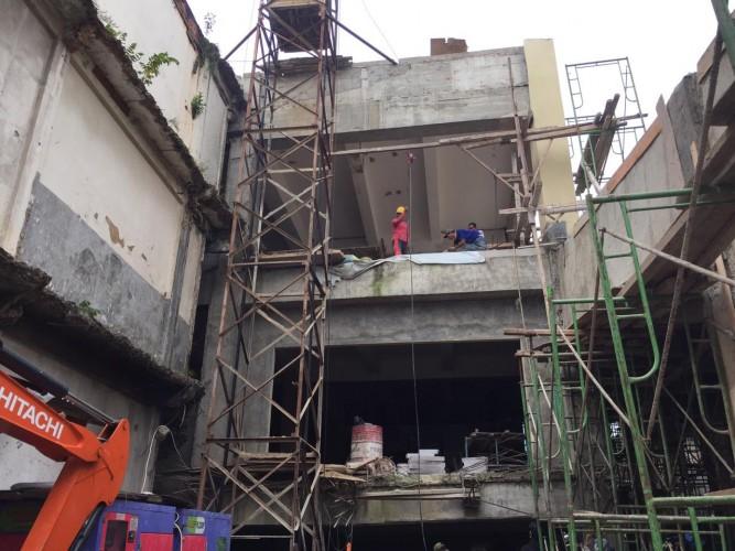 Uang Setoran Pedagang ke Pengembang Pasar SMEP Rp25 Miliar