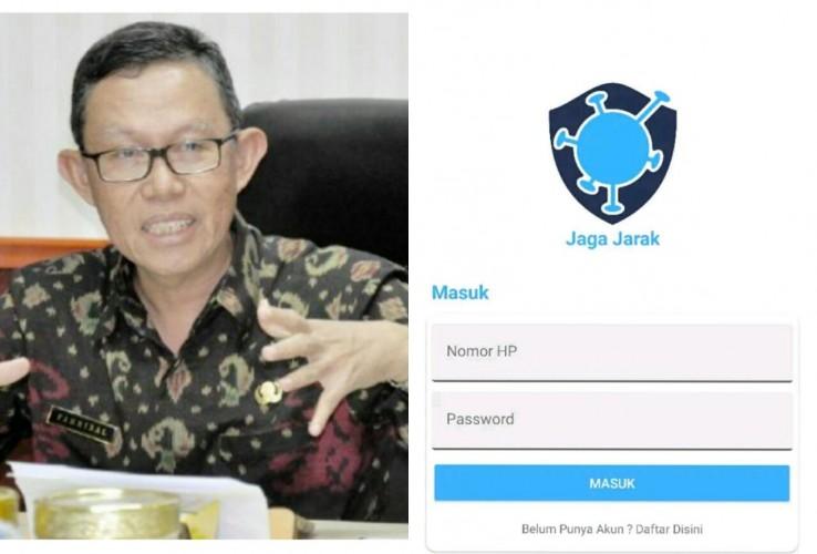 UBL Ciptakan Aplikasi `Jaga Jarak` Deteksi Pasien Covid-19 di Lampung