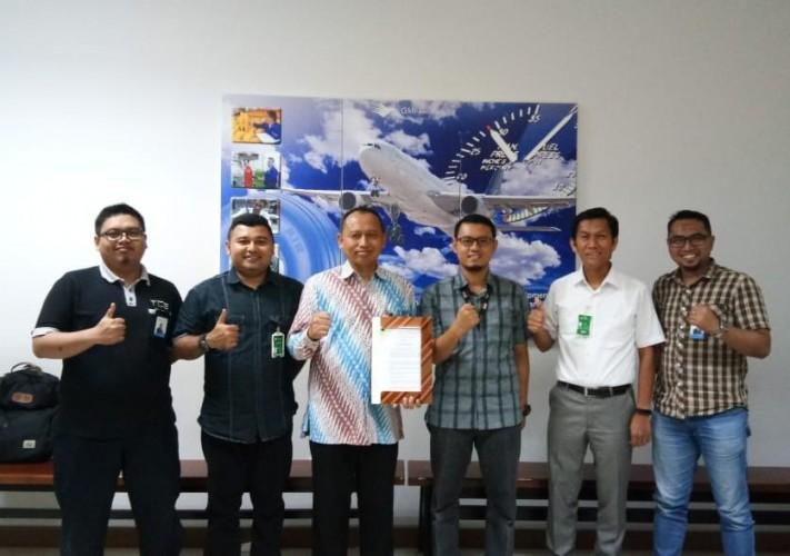UBL Gandeng GMF Aero Asia untuk Pemagangan