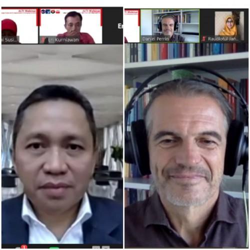 UBL Selenggarakan Konferensi Internasional Linguistik Terapan