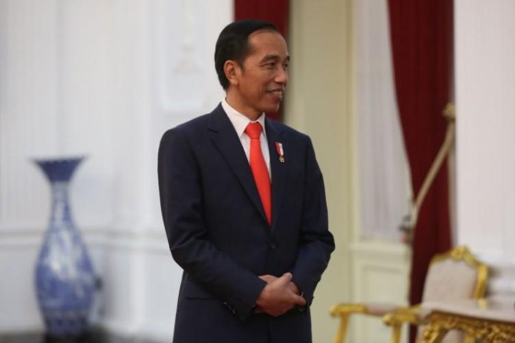 Ucapan Jumat Agung dari Jokowi di Tengah Pandemi Covid-19