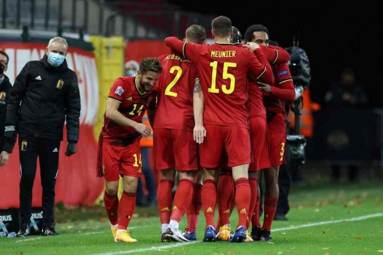 UEFA Nations League: Inggris Akui Kehebatan Belgia