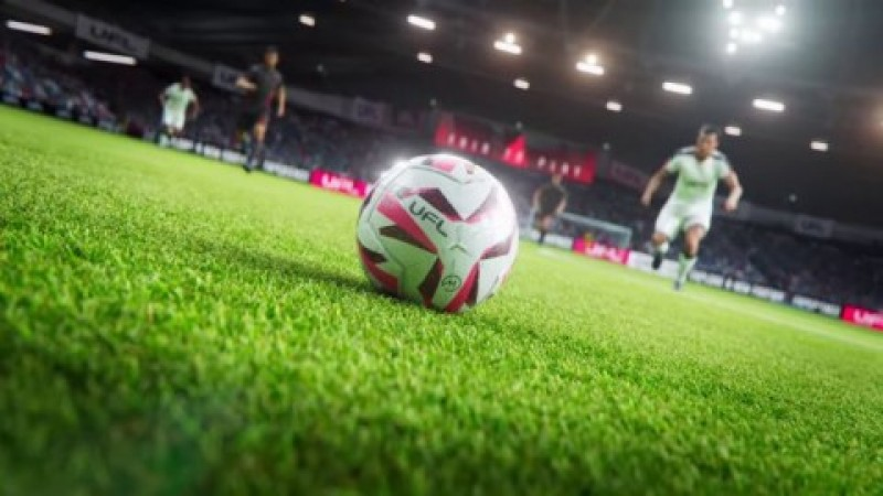 UFL Game Bola Terbaru Penantang PES dan FIFA