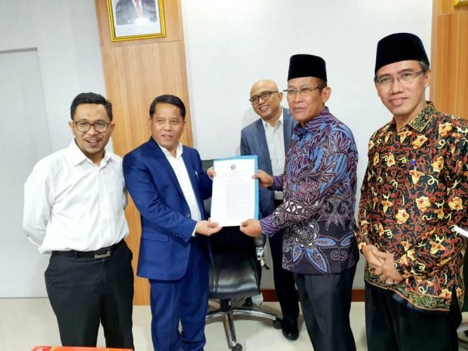 UIN Ditunjuk Jadi Kopertais Wilayah Lampung