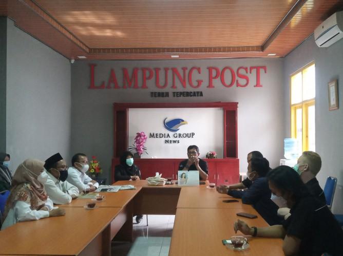 UIN-Lampung Post Kolaborasi Hidupkan Sejarah dan Budaya Lampung