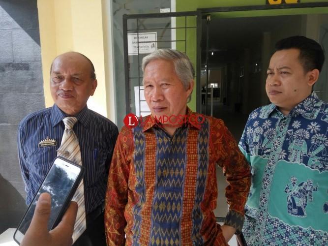 UIN Raden Intan Klaim Tes UMPTKIN 2018 Tertib dan Lancar