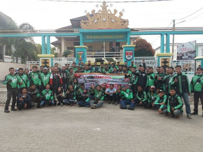 Uji Materi Ditolak MK, Ojek Online Lampung Kecewa