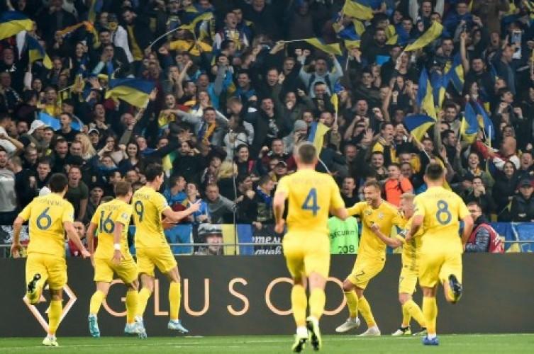 Ukraina Lolos Piala Eropa Usai Kandaskan Portugal