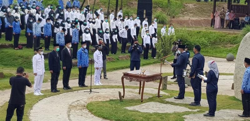 Umar Ahmad akan Kebut Pembangunan di Sisa Masa Jabatan Dua Tahun