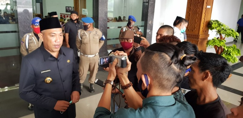 Umar Ahmad Belum Tentukan Calon Plt Sekkab Tubaba