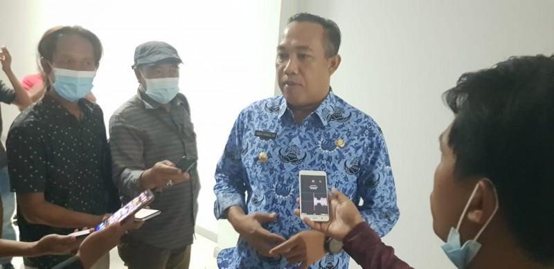 Umar Ahmad Usul Perbaikan Jalan di Musrenbang