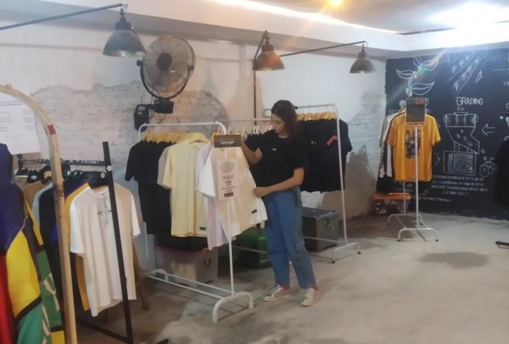 UMKM <i>Clothing</i> Khas Lampung Butuh Dukungan Wali Kota