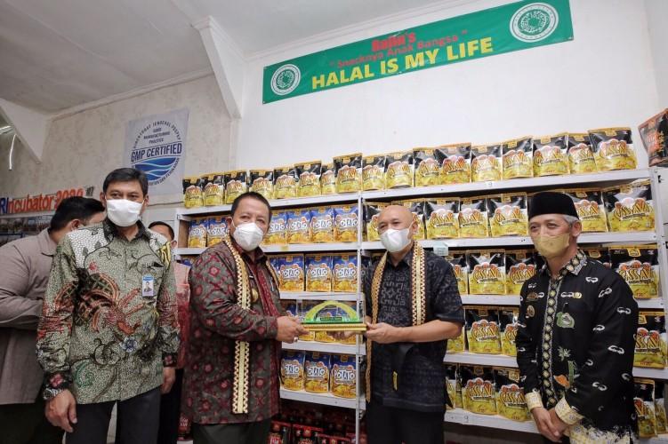 UMKM Lampung <i>Go</i> Internasional