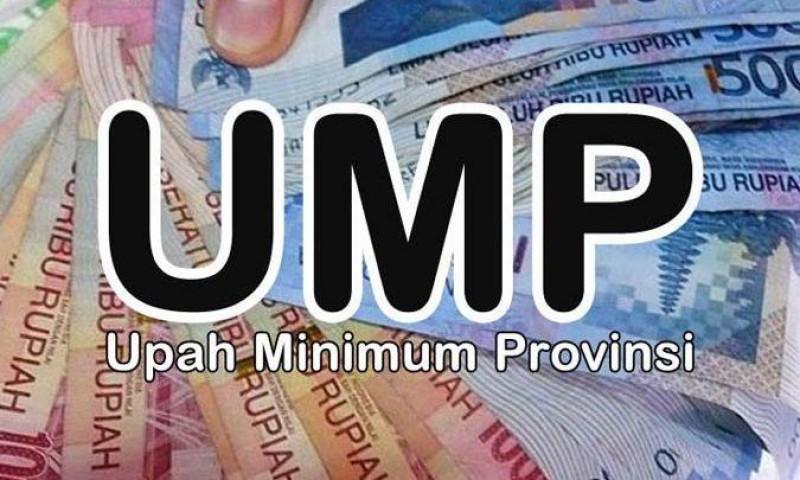 UMP 2021 Lampung Tetap Rp2,4 Juta