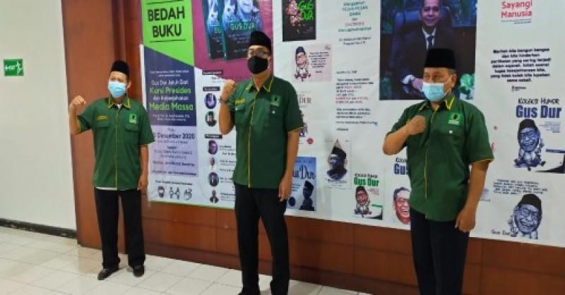 Unila Bedah Buku `Pelengseran Gus Dur`, Ini Komentar Ketua Barikade Gus Dur Lampung