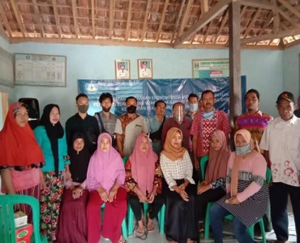 Unila Bentuk BUMDes untuk Membangun Ketahanan Ekonomi Desa