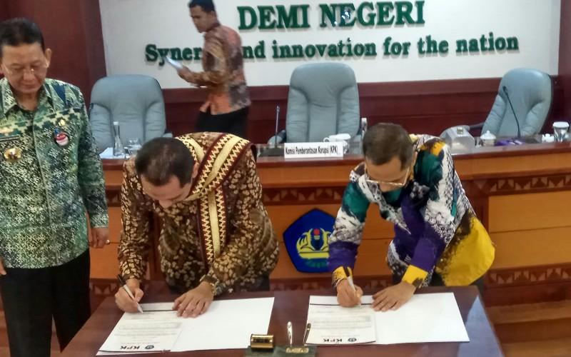 Unila Dukung Pengelolaan Bersih Jadi Indikator Akreditasi