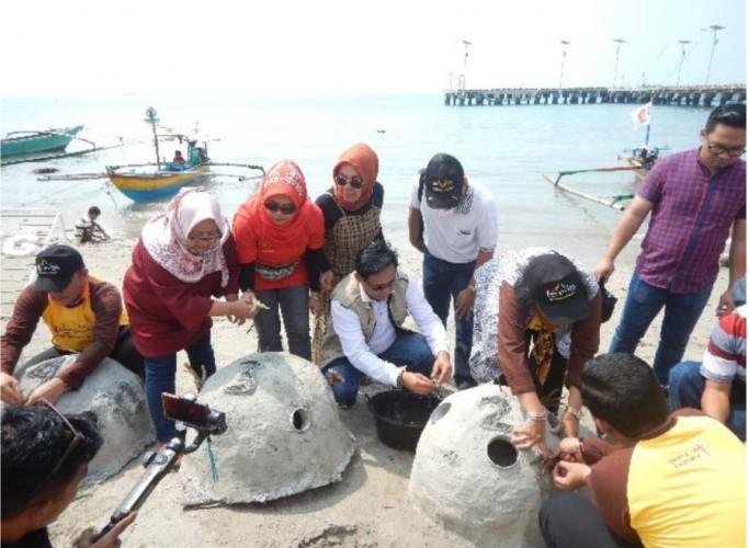 Unila Edukasi Masyarakat Pulau Sebesi