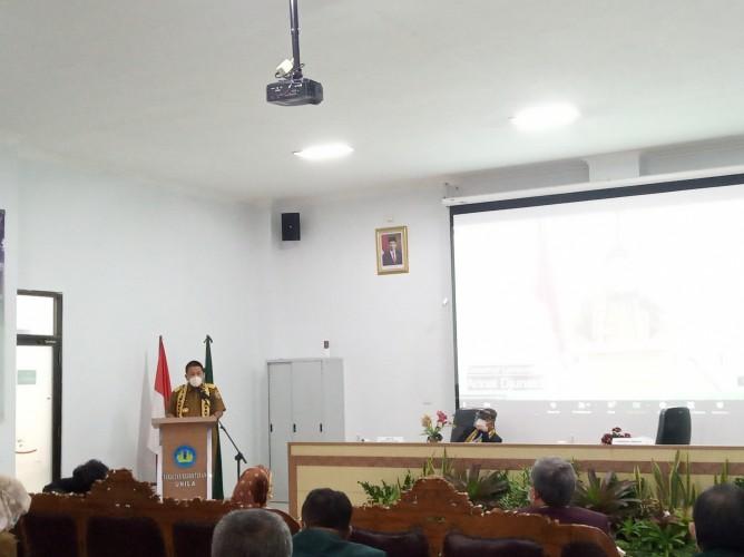Unila Siap Penuhi Kebutuhan Dokter Pulmonologi dan Respirasi Lampung