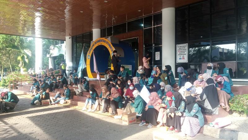 Unila Tampung Aspirasi Mahasiswa Soal Subsidi Kuota Internet