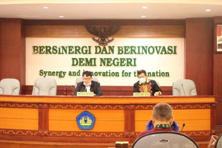 Unila Usulkan Gelar Doctor Honoris Causa untuk Dua Tokoh Lampung