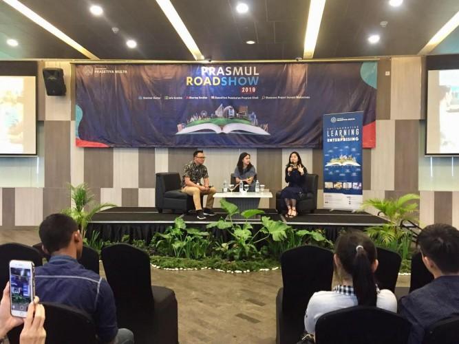Universitas Prasetiya Mulya Gelar Acara Info Session di Lampung