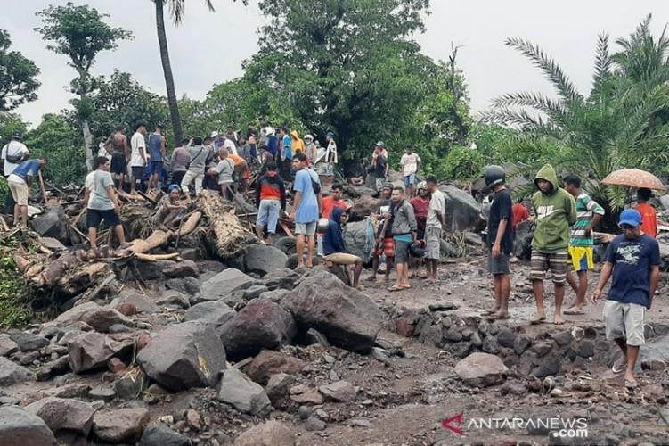 Upadate Bencana NTT: 181 Orang Tewas, 47 Hilang