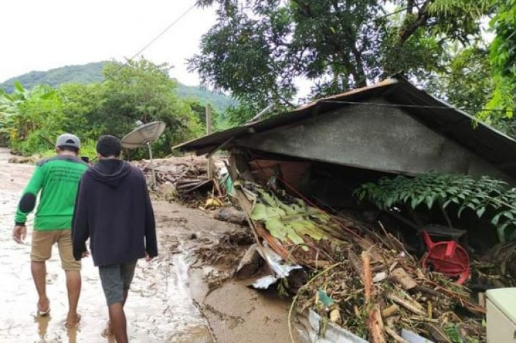 Update Bencana NTT: 117 Orang Tewas, 76 Hilang
