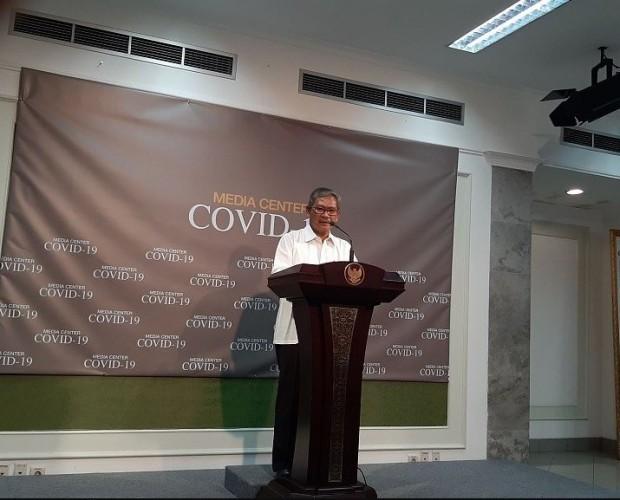 Update Korona: Pasien Terjangkit Korona Jadi 450 Orang, 38 Meninggal