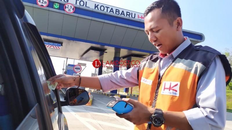 Urai Kemacetan di Exit Tol dengan Mobile Reader