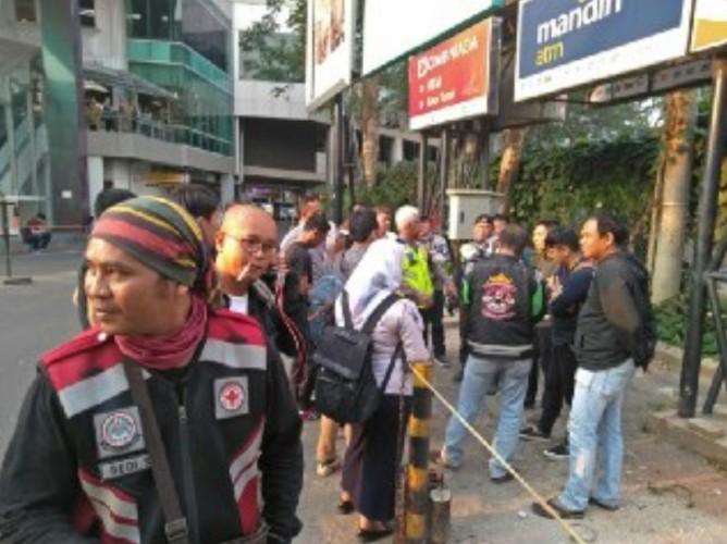 Urai Kemacetan di MBK, Shelter Ojol Segera Bangun