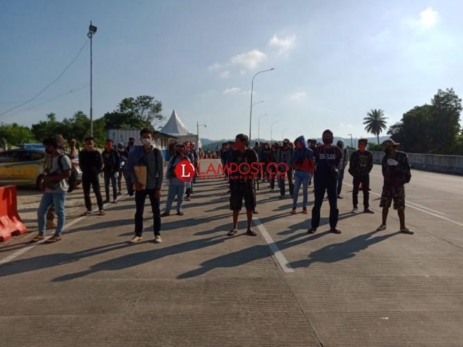 Urai Penumpukan di Bakauheni, Dishub Siap Fasilitasi Rapid Test