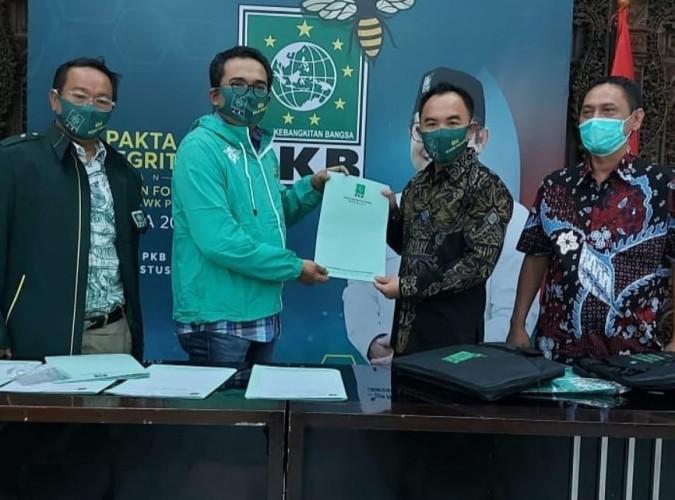Usai Demokrat, Giliran PKB Serahkan B.1-KWK Kepada Raden Adipati Surya - Ali Rahman