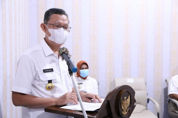 Usai Divaksin, Sekda Provinsi Lampung Merasa Mengantuk dan Nafsu Makan Bertambah