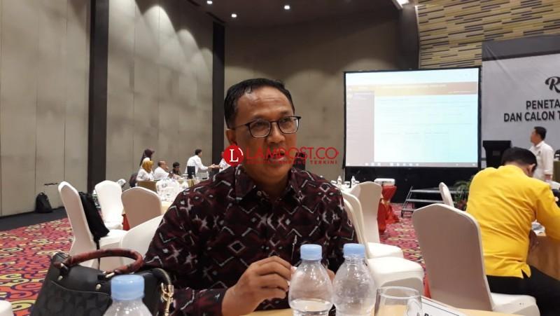 Nanang Trenggono ke Kampus Setelah 11 Tahun di KPU