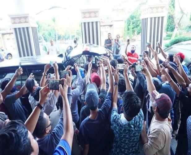Usai Penggeledahan di Lamsel, KPK Bertolak ke Bandar Lampung
