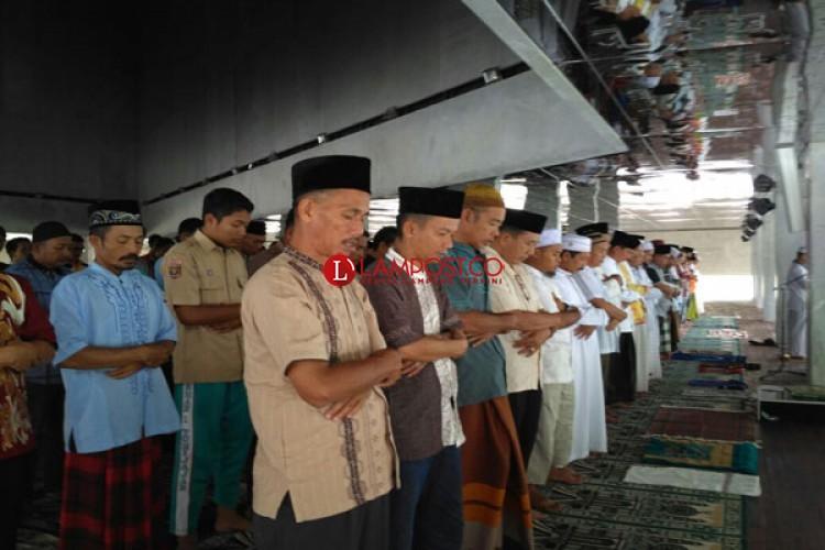 Ustadz Sadri Wafat Saat Imami Salat Jumat