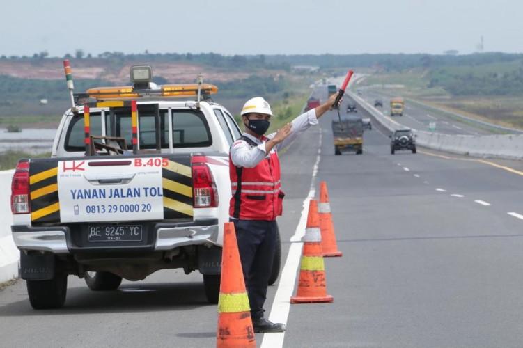 Utamakan Keamanan dan Keselamatan Tol di Libur Nataru