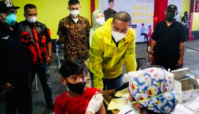 Vaksinasi Jemput Bola NasDem Banjir Apresiasi