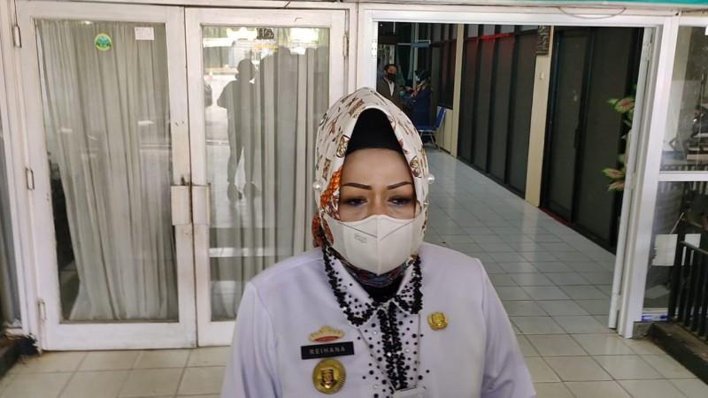Vaksinasi Nakes di Lampung Baru Delapan Persen