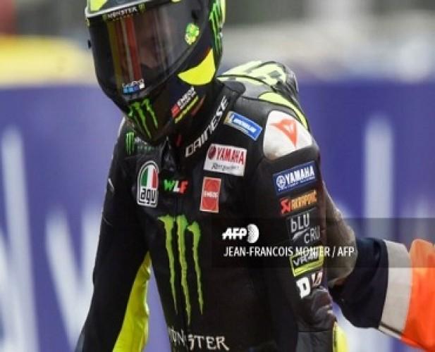 Valentino Rossi Kembali Positif Covid-19, Yamaha Siapkan Pengganti