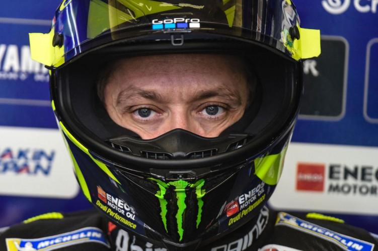 Valentino Rossi Terpapar Covid-19