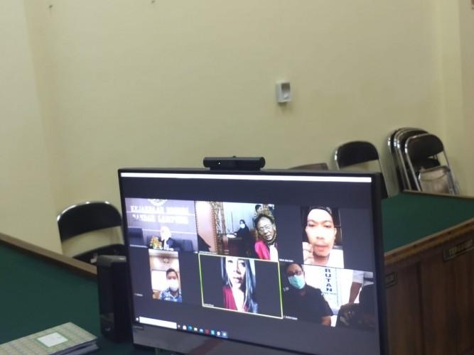 Vernita Syabila Benarkan ke Lampung untuk Melayani Lelaki Hidung Belang