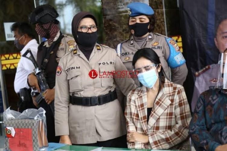 Vernita Syabila Mangkir Pemeriksaan, Polresta Jadwal Ulang
