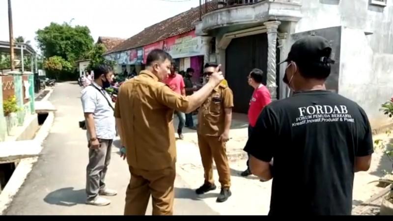 Video Yusuf Kohar Cekcok dengan Lurah Tanjungbaru Beredar