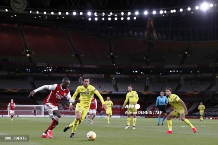 Villarreal Singkirkan Arsenal di Semifinal Liga Europa