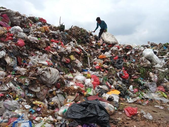 Kota Metro `Kebanjiran` 80 Ton Sampah per Hari